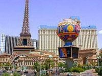 Las Vegas, Paris, USA