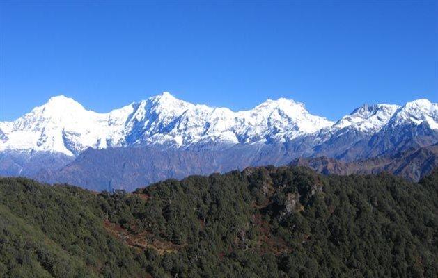 Ganesh himal, singla top trek, himalaya, nepal