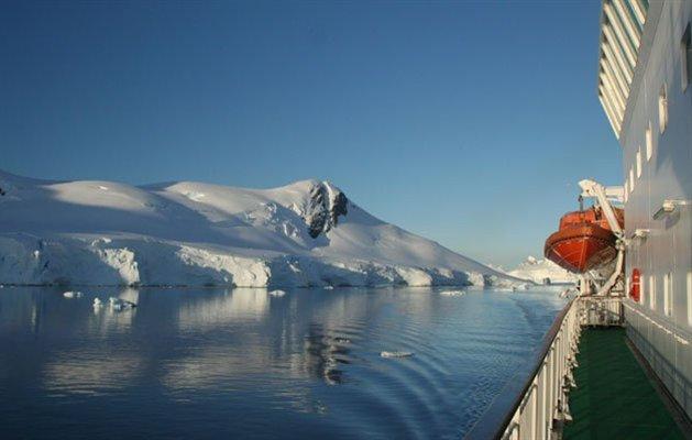 På eventyr i Antarktis | Jysk Rejsebureau