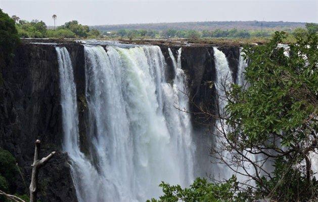 Victoria falls, sydafrika
