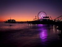 Santa Monica Pier, Los Angees, USA