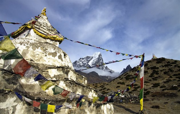 Everest Base Camp Trek 4, Nepal