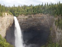Helmcken Falls, Wells Gray, Canada