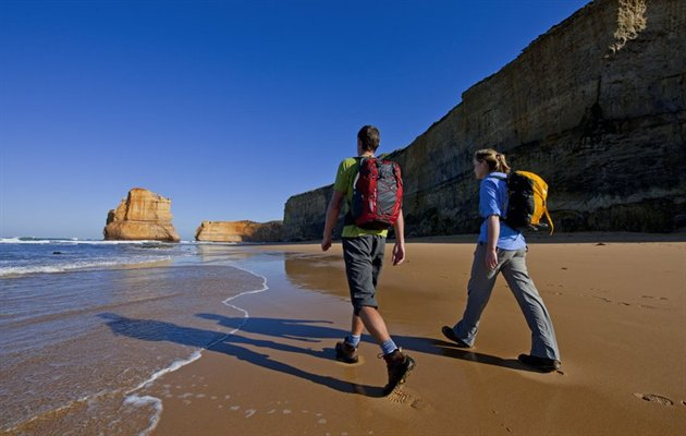 Great Ocean Walk, Victoria, Australien
