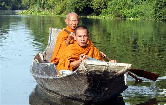Backpacking - Rejs på egen hånd i Thailand | Jysk Rejsebureau