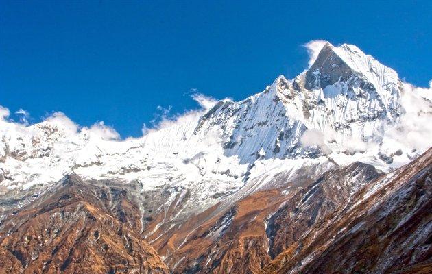 Annapurna Base Camp | Jysk Rejsebureau