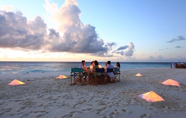 Fantastisk barfods luksus på Maldiverne l Jysk Rejsebureau
