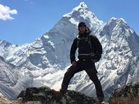 Søren Madsen, Everest Base Camp, Nepal