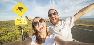 Nyd friheden p� roadtrip i Australien og New Zealand