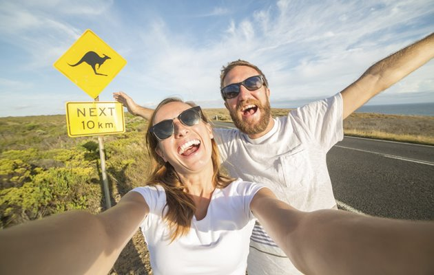Nyd friheden på roadtrip i Australien og New Zealand