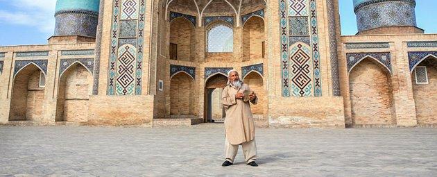 Rejser til Usbekistan   Jysk Rejsebureau