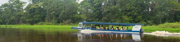 Tortuguero Nationalpark