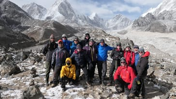 Everest Base camp - ARDR