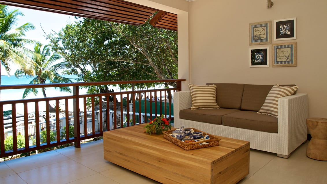 Sables Luxury Lodge, Mahe