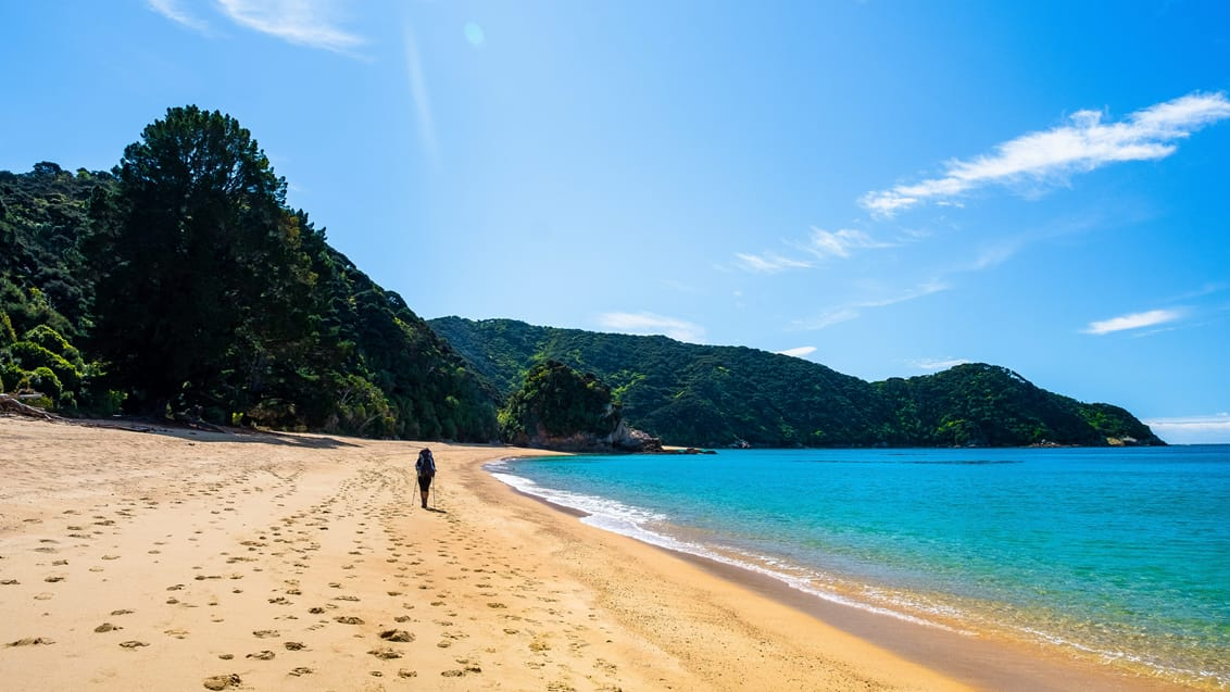 Abel Tasman Nationalpark, New Zealand