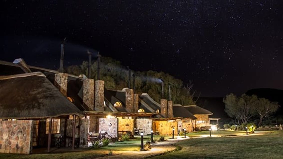 Aquila Safari Lodge, Sydafrika