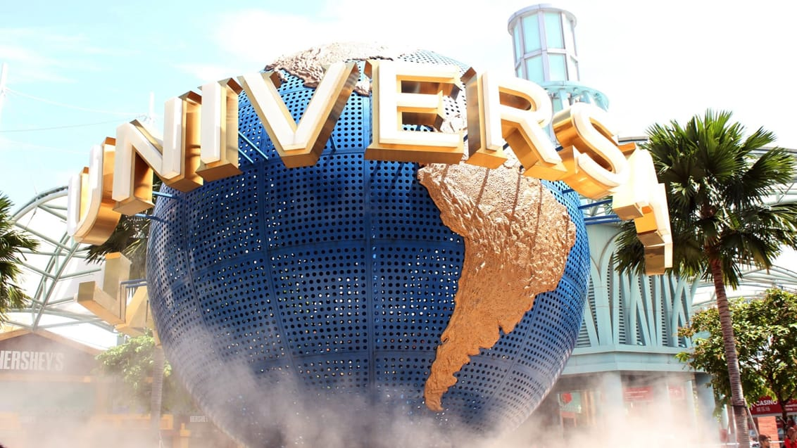 Universal Studios i Los Angeles er et must-do for alle familier