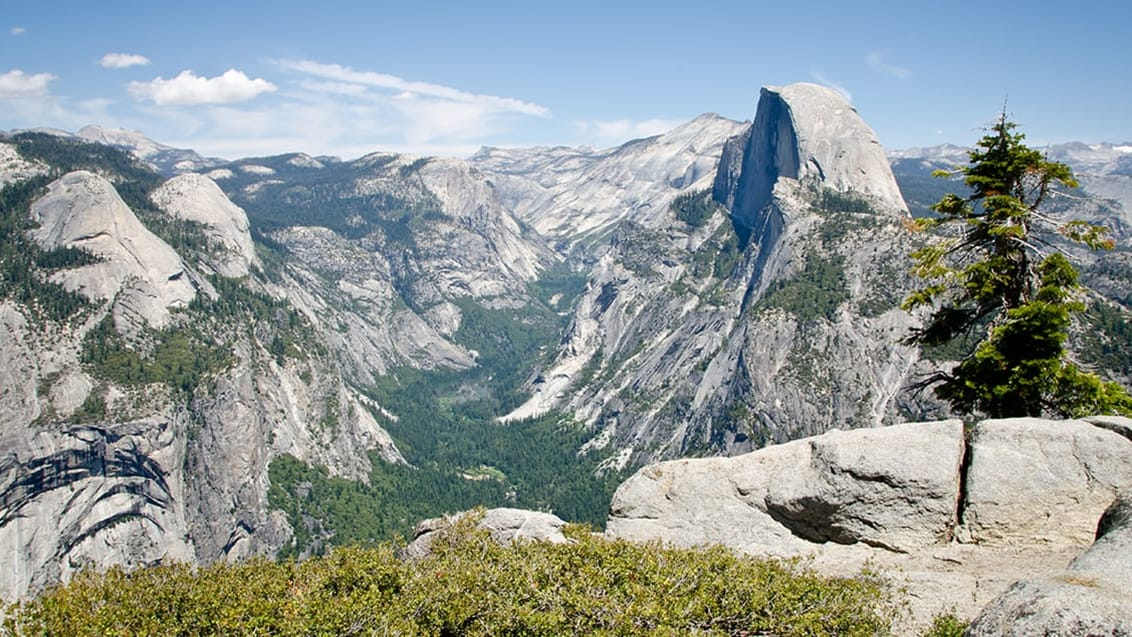 Yosemite, Glacier Point, USA