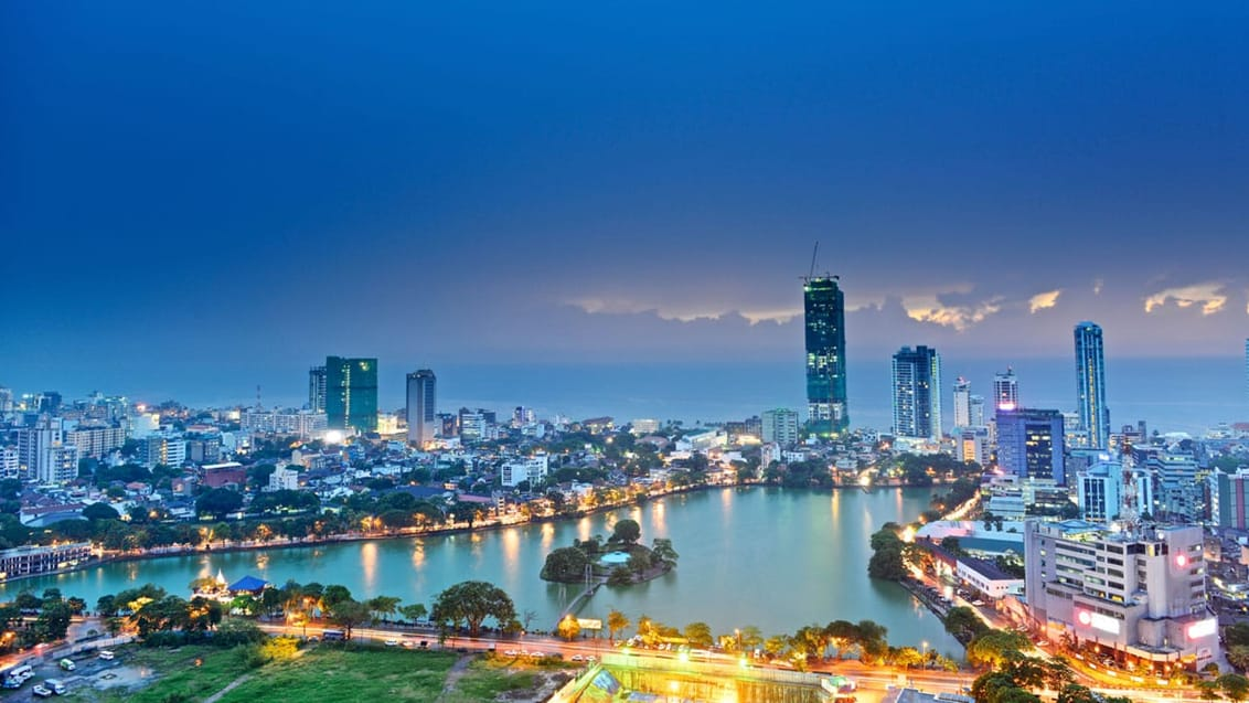 Sri Lanka, Colombo